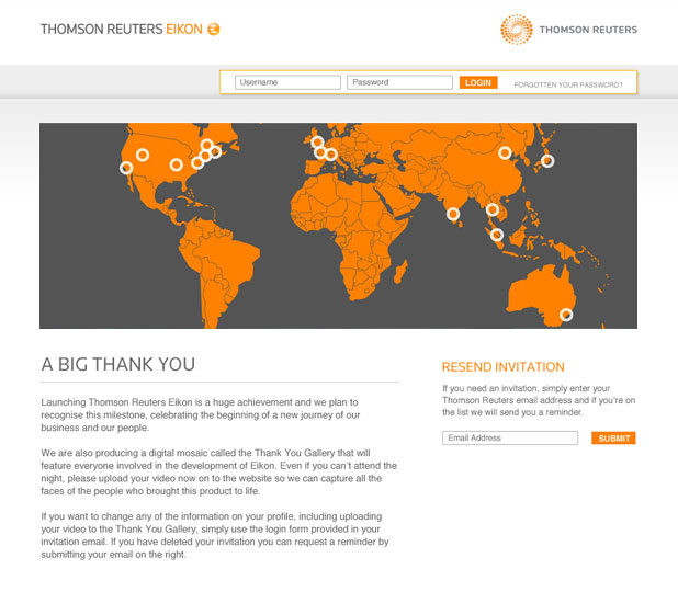Thomson Reuters - Home